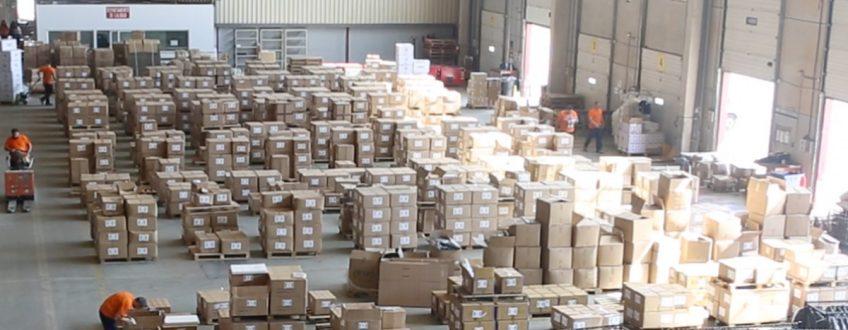 Cross Docking RFL Cargo