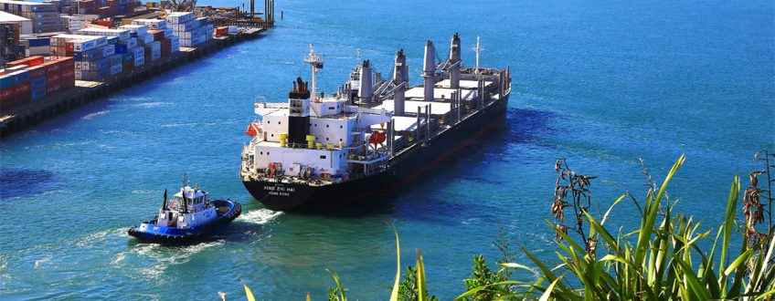 The new rules on sulphur emissions from ships will enter into force next year.