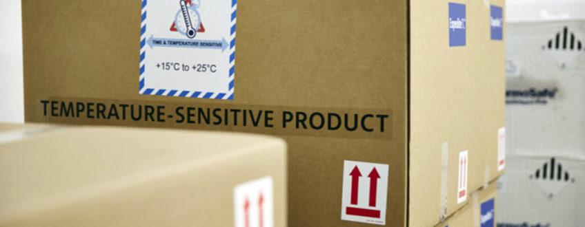 El CEIV Pharma garantiza la calidad de los envíos sanitarios.